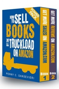 How to Sell Books by the Truckload on Amazon Power Pack2